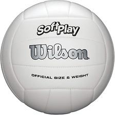 Al aire libre Soft Play Voleibol Pelota Juego de playa Entrenamiento Funda cuero