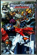 DW Comics TRANSFORMERS Armada #1 NM 9.4