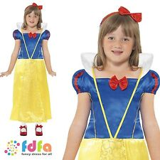 Smiffys Fairy Tale Synthetic Fancy Dresses for Girls