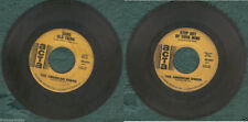 The American Breed Step Out Of Your Mind Same Old Thing 45 RPM Vinyl Record