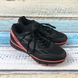 Tommaso Womens Road Cycling Shoes Black Lace Up Low Top US 8.5 EUR 39