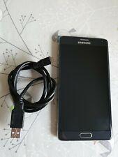 Samsung Galaxy Note 4 - 32GB - Black (Tesco O2) Excellent condition