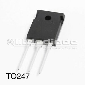 HUF75344G3 Transistor N Channel MOSFET - CASE: TO247 MAKE: Fairchild Semiconduc