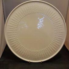 Kuchenplatte groß  Hutschenreuther Exzellenz weiß (Lo/ 003)
