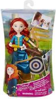 Poupée Hasbro Archère Aventurière Merida 28cm - Disney Rebelle - Neuf