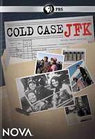 NOVA: Cold Case JFK (DVD, 2014)  Kennedy Assassination   PBS  BRAND NEW