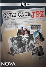 NOVA: Cold Case JFK (DVD, 2014)