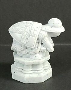 """Mattel Harry Potter Wizard 2002 Chess Game Pawn White Speckled Part 1.75"""""""