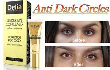Delia Under Eye Consealer 10 ml YELLOW Brightening Anti Dark Circles