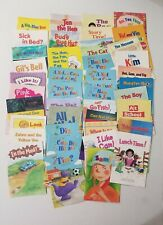 45 Kindergarten High Frequency Words/Phonics Reading Practice Books Home School