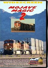MOJAVE MAGIC 2 BNSF HIGHBALL PRODUCTIONS NEW VIDEO