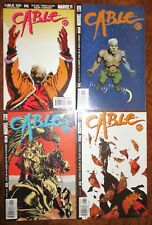 Cable 104 105 106 107 MARVEL 2002 Lot X-Force X-Men Igor Kordey