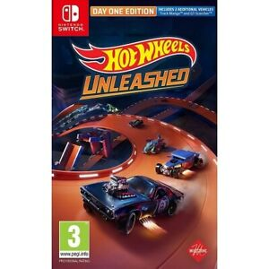SWITCH Hot Wheels Unleashed Day Edition