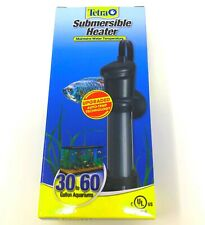 Tetra Submersible Aquarium Tank Heater, 30-60 Gallon, 200-Watt  NEW