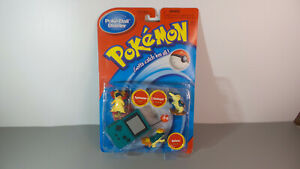 POKEMON Poke Ball Blaster New - 2000 Hasbro - Cyndaquil/Quilava/Typhlosion RARE