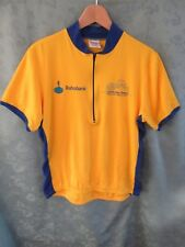 Rabobank Cycling Jersey Size Large California Classic Weekend Fresno 2011