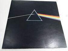 Pink Floyd Dark Side of The Moon EX/GD Vinyl Record LP SHVL 804 PCards & Posters