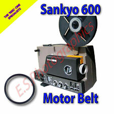 Sankyo Sound 600 8mm alle cine proiettore Cinghia (motore principale Cintura)