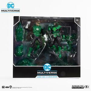 McFarlane Green Lantern (Hal Jordan) Vs Dawnbreaker  DC Action Figure 2-Pack