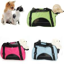 New Pet Carrier Soft Sided Cat Dog Comfort Travel Carry  Tote Bag S/M/L