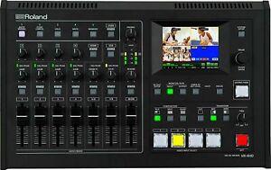 Roland VR-4HD 6 Input, 4-Channel HD AV Mixer - Low Price!