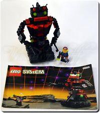 LEGO 6889 Recon Robot Vintage 1994 Spyrius Set - w/ Mini Figure & Instructions