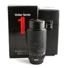 Vivitar Series 1 70-210mm f/2.8-4  Lens For Nikon