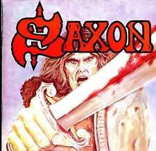 SAXON s/t LP Used