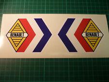 Renault Sticker - Gordini Alpine 4 12 14 16