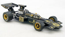 VITESSE 1:43 AUTO DIE CAST CAR F1 LOTUS 72D FITTIPALDI  ART VML 018