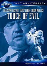 Touch of Evil (Dvd, 2012, Canadian Univeral 100th Anniversary) With Sleeve