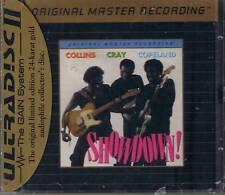 Collins, Cray, Copeland affrontements MFSL Gold CD neuf emballage d'origine s