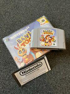 Banjo-Tooie N64 Pal version (Original)