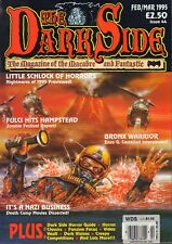 The Dark Side Magazine February March 1995 Fulci Enzo G Castellari 022318DBE