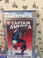 CAPTAIN AMERICA #25 Variant Edition CGC 9.8 (4/07)..The Death of Captain America