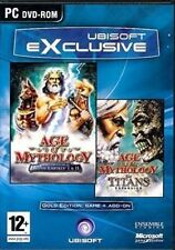 - Age of Mythology Gold Edition Game PC Ean8716051017813