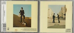 Pink Floyd - Wish You Were Here CD CK 33453 CBS JAPAN EARLY PRESSING