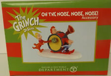 * OH THE NOISE, NOISE. NOISE!  * Accessory Dept 56 Dr. Seuss  Grinch NEW  In Box