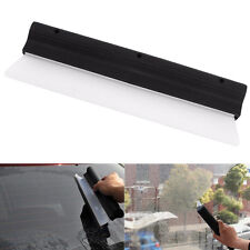 Squeegee Car Antislip Wiper Water Blade Non Scratch Silicone Clean Car Window ..
