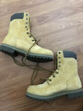 Wolverine Men's Wheat Work Boots Size Us Men's 10. Brand New Without Tags