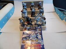 Kinder Surprise Egg Toys---STAR WARS