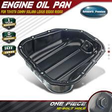 Lower Engine Oil Pan for Toyota Camry Highlander Solara ES330 ES300 3.0L 3.3L
