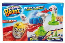 Mighty Beanz Slammer Time Race Track (with 2 EXCLUSIVE Mighty Beanz!)