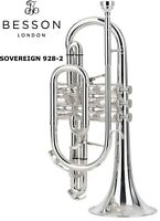 Besson sovereign Cornet B-flat, 928-2, Brand New free shipping