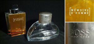 Zwei Factice Objekte (XXL Parfüm-Flaschen) für die Badezimmerdeko
