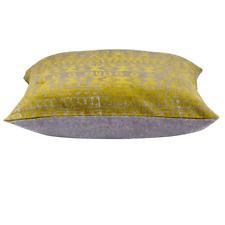 Yen Mustard Ethnic Design 40x40cm Cushion Cover RRP $ 37.95 New AUS Seller