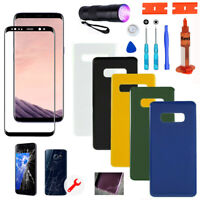 for Samsung Galaxy S10/S10+ Front Screen Lens Back Glass Replacement Repair Kit