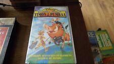 Cassette  Video de Timon et Pumbaa les globes trotters tome 1