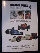 DH Book Grand Prix Data Book #2 Hayhoe & Holland (English)
