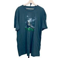 Minecraft T-shirt Size 2X Men Graphic Tee Short Sleeves Jinx Casual Green